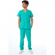 Falis uniforme médico quirúrgico Scrub para caballero