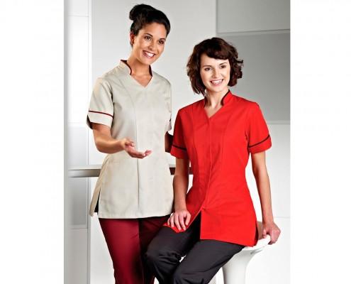 Falis Uniformes para recepcionistas hospital