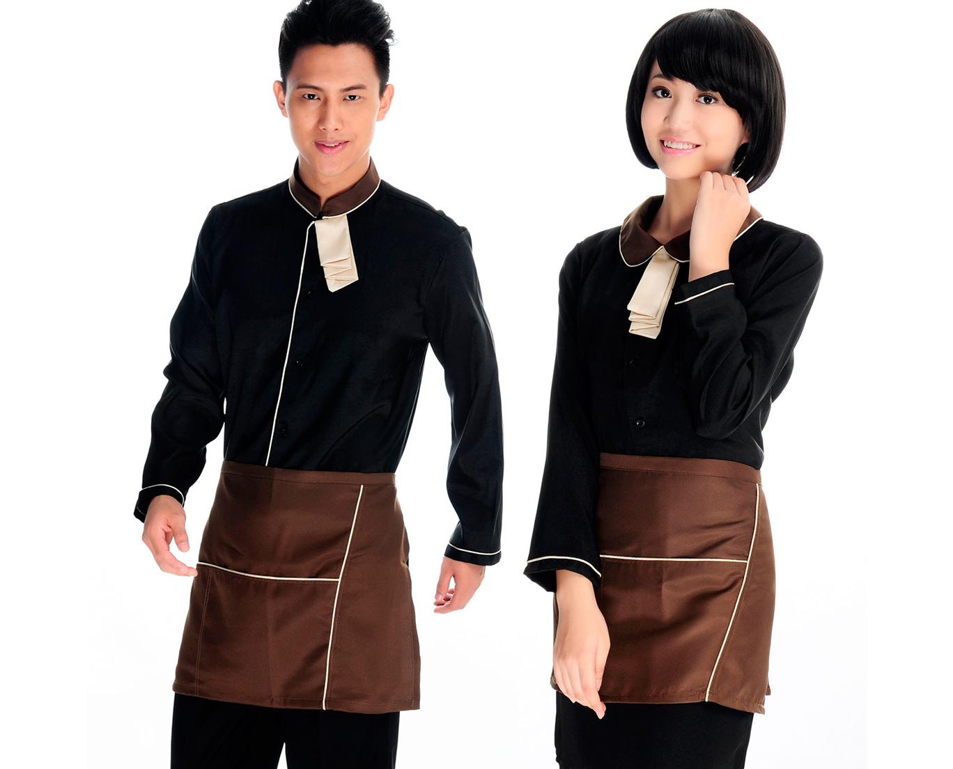 Confecciones falis uniforme para mesero dama y caballero for Uniformes de cocina precios
