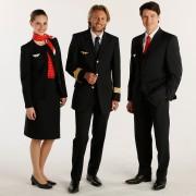Falis Uniformes Sobre cargo Dama, Caballero y Piloto