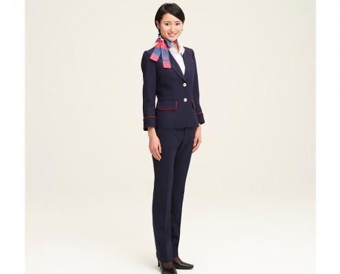 Falis Uniforme de aerolínea para dama