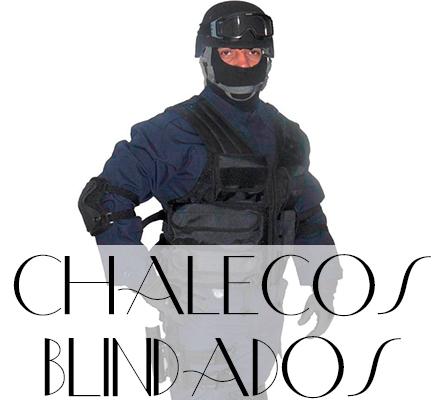Chalecos Blindados - Falis
