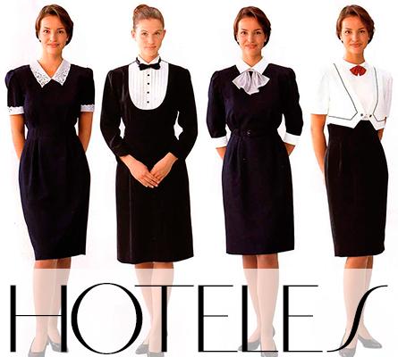 Uniformes para hoteles | Falis