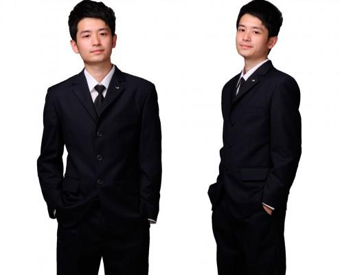Uniforme traje para caballero corporativo - Falis
