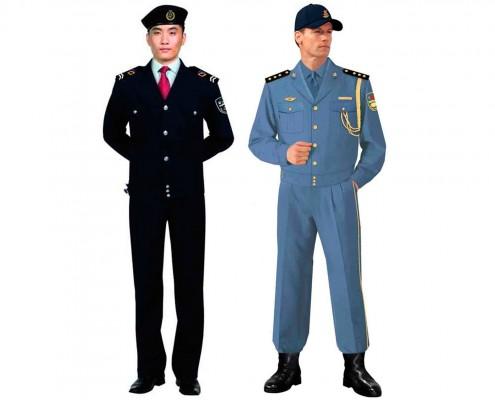 Falis Uniforme para policía con saco