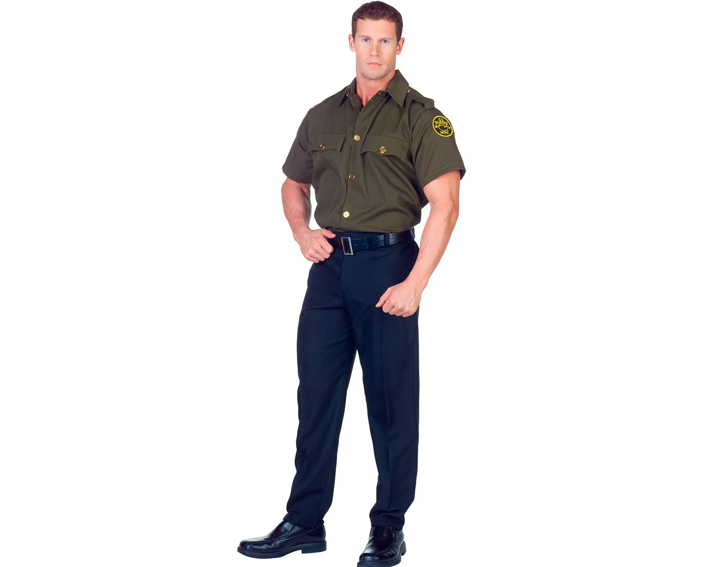 Falis Uniforme para policía 43bdeaeacf026