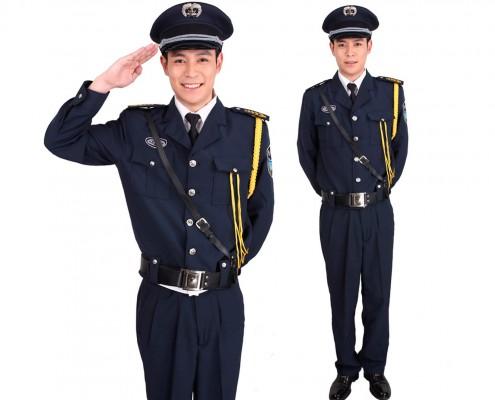Falis Uniforme para oficial de policía