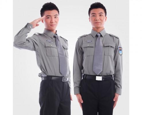 Falis Uniforme para guardia institucional