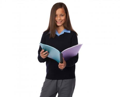 Falis uniforme escolar para niña