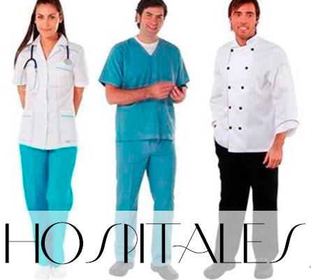 Uniformes para hospitales | Falis