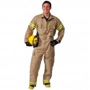 Falis Uniforme Overol para bombero