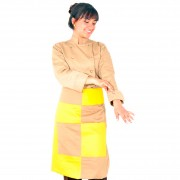 Falis Uniforme filipina para chef dama