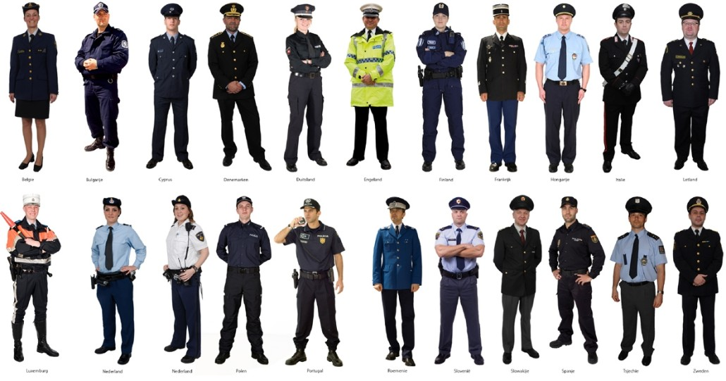 European Uniforms